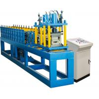 Best Galvanized Steel / Metal Roller Shutter Door Machine , Aluminum Cutter Machine CE Approved wholesale