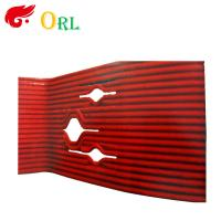 China Water Heater Boiler Membrane Wall Tube Boiler Parts Non Pollution on sale