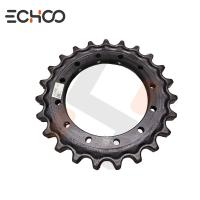 Best 430 sprocket Bobcat 430 Mini Roller Chain Sprockets / 430 min  excavator undercarriage parts Drive Sprocket wholesale