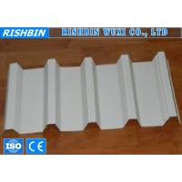 Best SGCC Q235 corrugated steel roofing sheets / Heat and sound insulated roof sheeting wholesale
