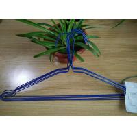 Best Multi Color Powder Coating Hangers / Metal Wire Hangers 1.8 - 2.5mm Thickness wholesale
