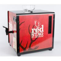 China Metal Case Alcohol Chiller Machine High Efficiency With Tap Supply on sale