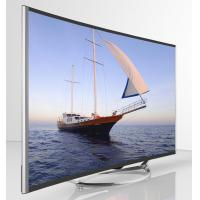 Buy cheap TFT LCD Organic LED TV Curved Panel , 40 Inch Curved 4K TV AC 100V - 240V product