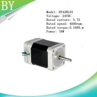 China BY42BL03 78W  high speed  high quality  electric motor on sale