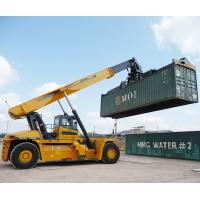 Best 45 Ton Telescopic Boom Crane Container Reach Stacker XCS45 Efficient Operation wholesale