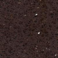 Best Flooring Tiles Solid Surface Artificial Quartz Stone kitchen countertop with Brown Mirror wholesale