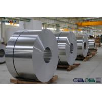 China Construction Decoration Thin AA 1110 Cold Rolled Aluminium Coil With 1250mm Width on sale