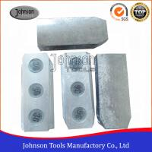 Best Diamond Grinding Block , Diamond Fickert Abrasive With #36 Grit , Granite Block wholesale