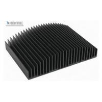China 6063 Aluminum Heatsink Extrusion Profiles For Water Cooler / Electronic Radiator / Automatic Industry on sale