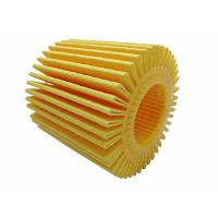 Best Automotive Hydraulic Engine Oil Filter , Oil Filter Replacement For Toyota Corolla wholesale