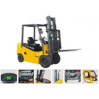 Best 1.5 Ton Small Electric Forklift , 4 Wheel Drive Forklift CE Certification wholesale