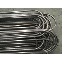 Cheap Bright Surface Stainless Steel U Bend Tube TP316L / TP316Ti / ASTM B677 904L for sale