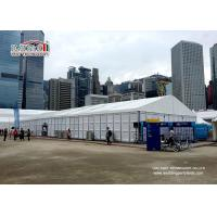 Cheap 15m width Fire Retardant A Shape Sporting event Tents used for outdoor sport for sale