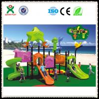 China Outdoor playground equipment for schools QX-051B on sale