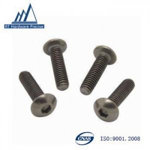 China button head self-tapping screw titanium screw on sale