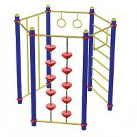 China Outdoor Sports Fitness Equipment in Sschool and Private Garden A-14809 on sale