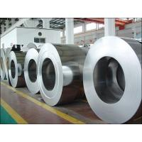 Best Full Hard Spangle Hot Dipped Galvanized Steel Coils ASTM A653 / Q195 / SGC490 wholesale
