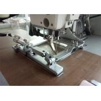 China Zig Zag Automatic Quilting Machine , Electric Pnuematic Big Sewing Machine on sale
