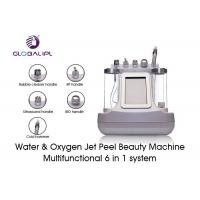 Best White Water Oxygen Jet Peel Machine For Eyes Pouch / Dark Circles Improvement wholesale