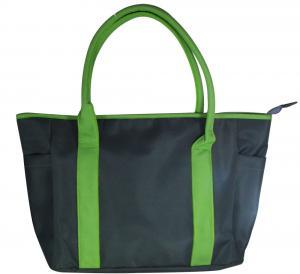 Best Simple Baby Diaper Bags Big Room For Inside Green Color Shoulder Bag wholesale