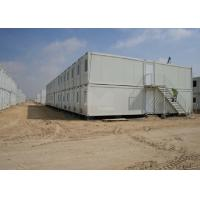 Best Water Resistance Flat Pack Container House , Flat Pack Shipping Container Homes wholesale