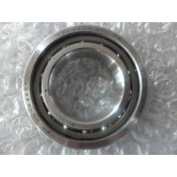 China 7218 Double Row Angular Contact Bearing 90X160X30 High Precision Nylon Cage on sale