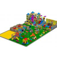 Best CE certificated kid used indoor playground equipment for sale wholesale