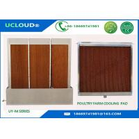 Best Swamp Cooler Replacement Pads With Aluminum Frame For Poultry House Warehouse wholesale