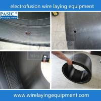 Best Elbow wire laying machine CNC PE electorfusion fittings wire laying machine PC-450/1000ZF wholesale