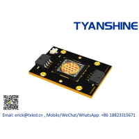 Buy cheap RGBW LED Module 400W Stage Moving-head LED Light Engine from wholesalers