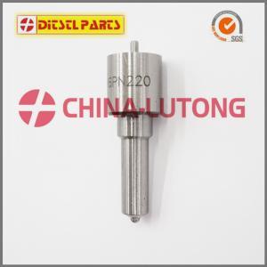 Best bosch diesel injection nozzles 105015-3520 SN Type DLLA150S384NP73 For ISUZU Diesel Engine Injector wholesale