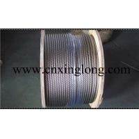 Best sell xinglong galvanized aircraft cable and aisi 304 stainless steel aircarft cable wholesale
