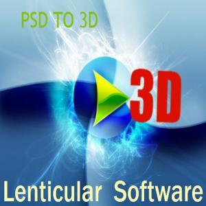 China PLASTIC LENTICULAR 3d lenticular image software developer lenticular printing software download on sale