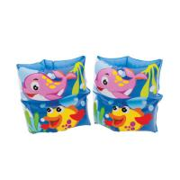 Best Customized colorful Children Safety Swim Arm Float Ring wholesale