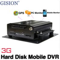 Best 3G Mobile DVR, H.264 4CH car dvr ,Real time ,GPS Track ,I/O,G-sensor,Vehicle DVR,support iPhone ,Android Phone wholesale