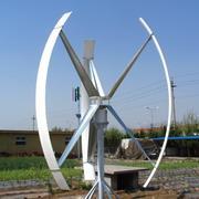 China 3kw vertical wind turbine generator on sale