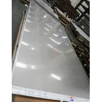 China Decoration Thin Stainless Steel Flat Plate , Carbon Steel Plate Good Processing Performance on sale