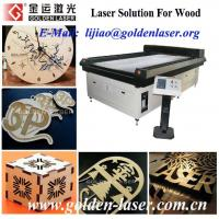China Large Scale Laser Cutter Wood Panel on sale