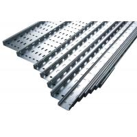 Best Stainless Steel Building Cable Tray Outside Low Maintenance Good Appearance wholesale