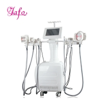 Best Ultrasonic Cavitation+Vacuum Liposuction+Laser+Bipolar RF+Roller Massage Slimming Cellulite Massage Machines LF-138 wholesale