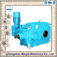 Best 5-952000Nm Torque HRC58-62 PV Cylindrical Gear Reducer Up To 4800kw Electric Motor wholesale