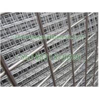 China WM03 stainless steel welded mesh panels, ss304,ss316 3.0*2x1200x300mm on sale