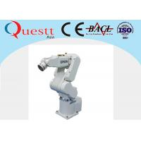 Best 6 Axis Robotic Automation System 900mm Arm EPSON C3 Robotic Welding Systems wholesale