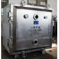 Best Solvent Recovery Square Vacuum Drying Equipment FZG Series Static 48 Trays wholesale