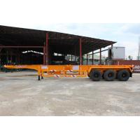 Best 40FT Container Skeleton Semi Trailer wholesale