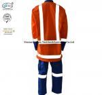 Best Anti Arc Flash Fire Retardant Boiler Suit Reflective Trim wholesale