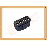 Best Obd Ii Connector Replacement / PCB Soldered  Car Obd Connector SOM018A wholesale