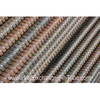 Buy cheap SMLS Carbon Steel Corrugated Slot Heat Exchanger Fin Tube A106 / A179 / A192 / A210 product