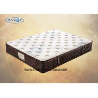 Best Anti - Bacterial 3 Zoned Mattress , Memory Foam Pocket Spring Mattress wholesale