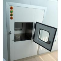 Best Medical Cleanroom Pass Through Chambers With SS Hinges 0.75kw 380V wholesale